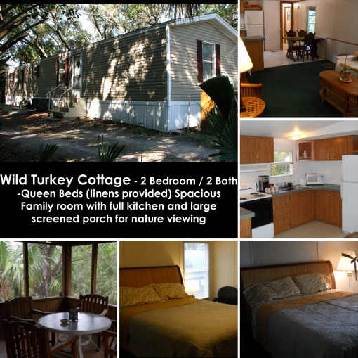 Wild Turkey Cottage