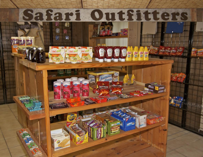 Safari Outfitter's General Store